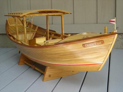 St. Pierre Fishing/Cargo Dory