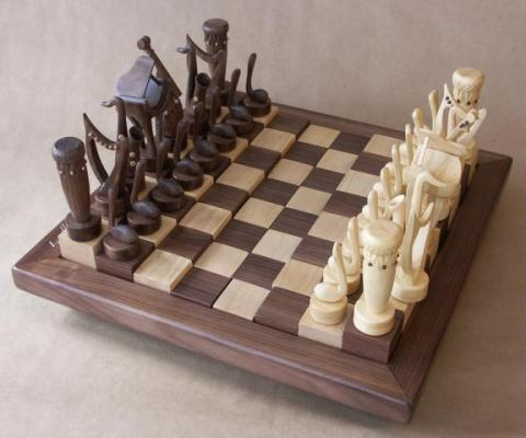 Musical Chess Game