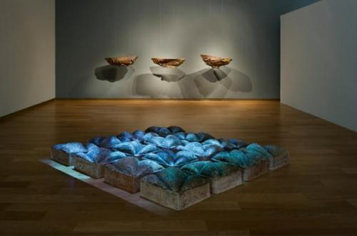 Topographies installation (Orlando Museum of Art)